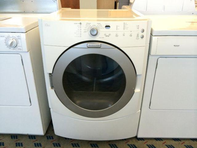 Kitchenaid Ensemble Clothes Dryer Used For In Tacoma