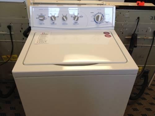 Kitchenaid Heavy Duty Super Capacity Washer Used For