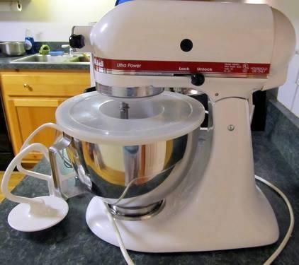 Kitchenaid Kms90 Ultra Power Stand Mixer W Attachments For Sale In Amelia
