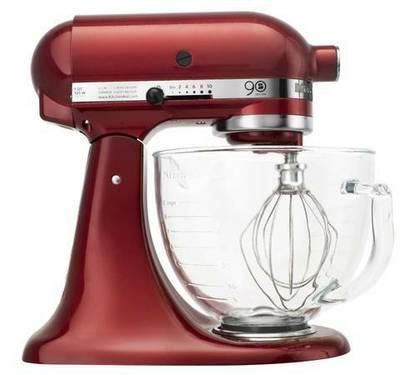 Kitchenaid Limited Edition 90th Anniversary Stand Mixer W