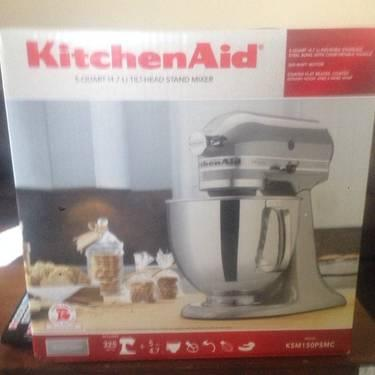 Kitchenaid Mixer Model K4sswh For Sale In Jacksonville