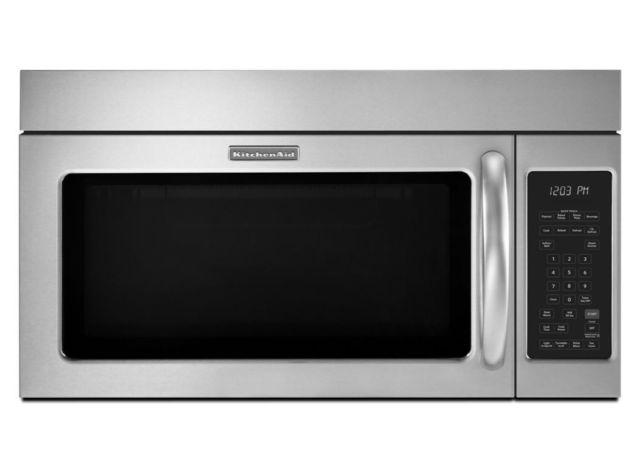 KitchenAid Over The Range Microwave Vent Architect