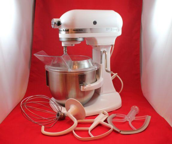 Kitchenaid Stand Mixer 5 Qt Lift Bowl Model K5ss 10 Spd