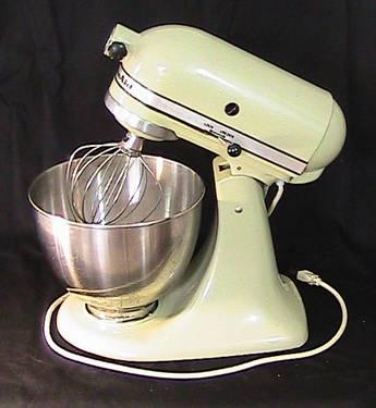 Review Of Kitchen Aid Model K