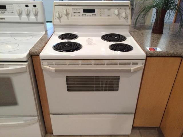 Kitchenaid Superba Selectra Range Stove Oven Used For