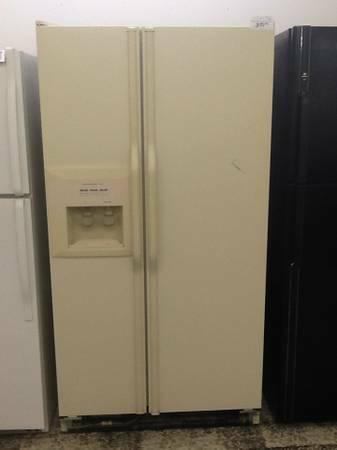 Kitchenaid Refrigerator Superba kitchenaid superba sideside refrigerator - for sale in