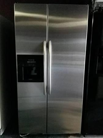 Kitchenaid Superba Stainless Steel Refrigerator For