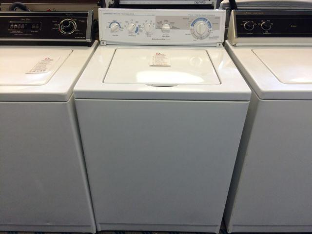 Kitchenaid Top Load Washer Used For Sale In Tacoma