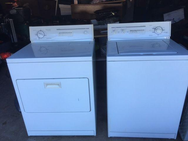 Kitchenaid Washer And Dryer West Lansing For Sale In