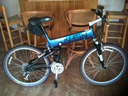 klein mantra comp full suspension mountain bike for sale in brandon florida classified. Black Bedroom Furniture Sets. Home Design Ideas