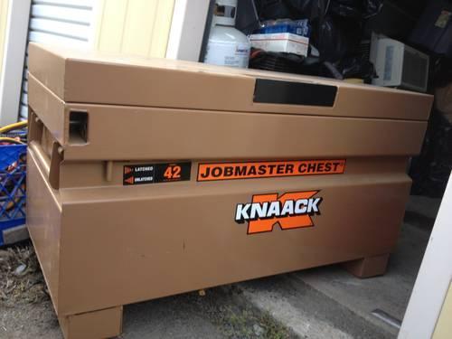 Knaack Tool Box Model 42