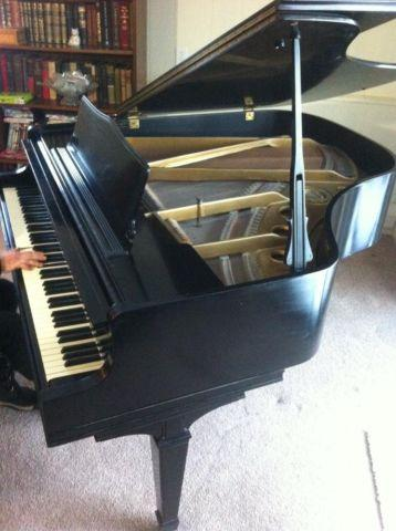 knabe baby grand piano prices