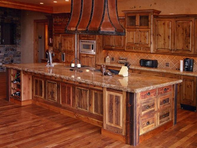 Knotty Alder Kitchen Cabinets For Sale In Omaha Nebraska