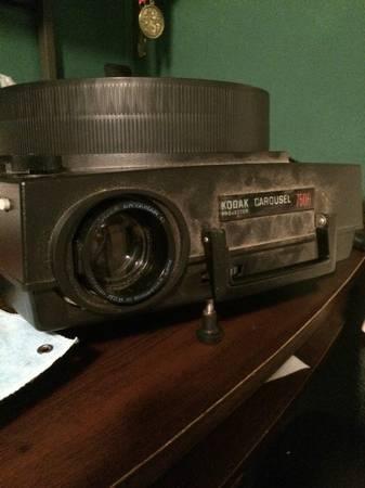 Kodak carousel projector - $300
