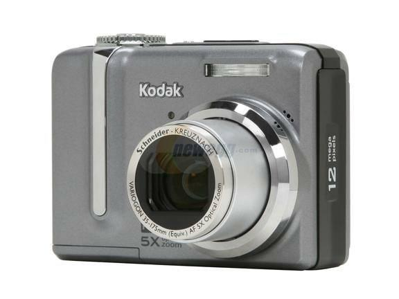 Kodak EASYSHARE Z1275 12.1 MP Digital Camera - $35