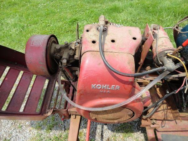 Kohler 8 Hp. Horizontal Shaft Engine K181 - (Dayton, Pa. 16222) for ...