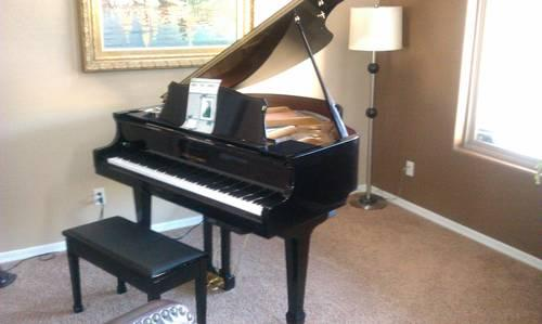 Kohler  Campbell Baby Grand Piano