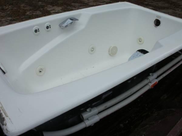 Kohler Cast Iron Whirlpool Steeping Tub For Sale In