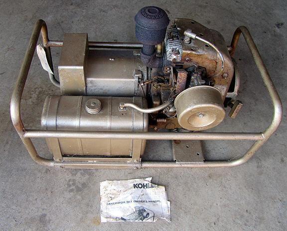 Kohler Generator 3500 Watt For Sale In South Elgin