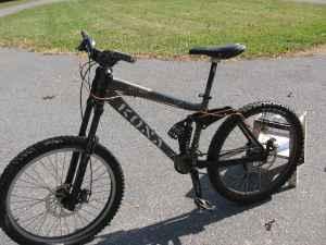 kona stinky mountain bike mooresville for sale in charlotte north carolina classified. Black Bedroom Furniture Sets. Home Design Ideas
