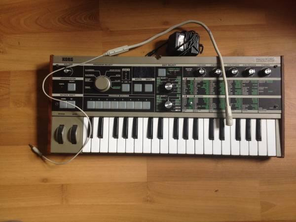 Korg MicroKorg SynthesizerVocoder - $300