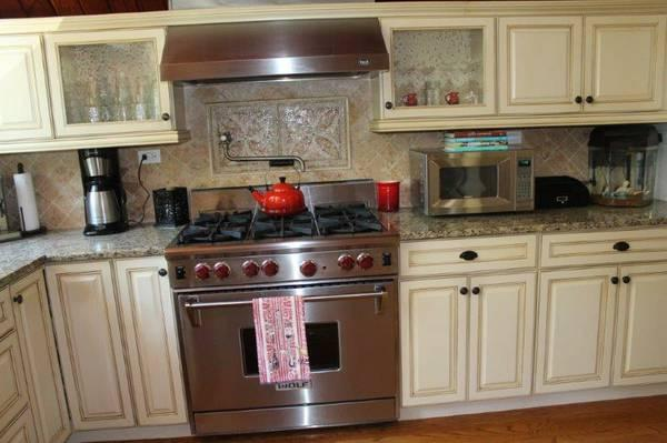 Kraftmaid Kitchen Cabinets Granite Countertops For Sale In Cortlandt