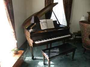 Kranich and Bach baby grand piano - $1200 (Saint Peter)