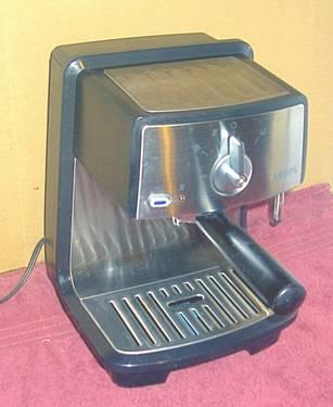 Krups Espresso Cappuccino Machine Coffee Maker