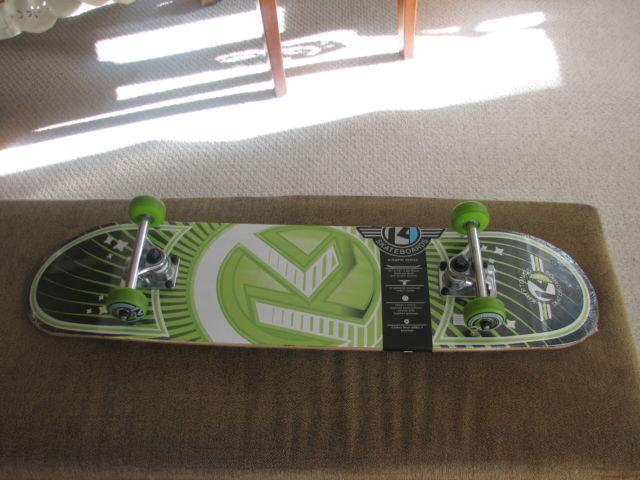 kryptonics skateboard kingpin series new never used