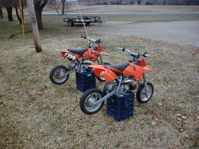KTM Pro Seniors 50 SX 2003  2006
