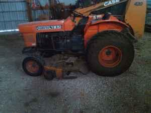Kubota Lawn Mower - $4000 (Lone Tree)