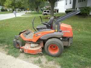Kubota ZD326 mower - $7000 (rockford)