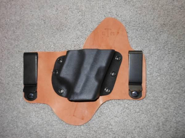 Kydex/Leather c.c.holsters - $40