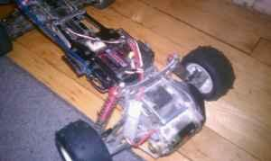 Kyosho America electric Rc car - $145 (Milwaukee)