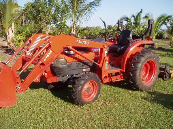 L 3130 Kubota Tractor Orlando For Sale In Orlando