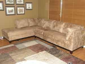 L Shaped Sofa Sectional   $750 (Lake Jackson, TX)