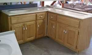 l shaped vanity cabinet columbia tn for sale in