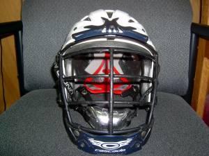 Lacrosse Helmet Cascade CLH2 - $70 Pasadena