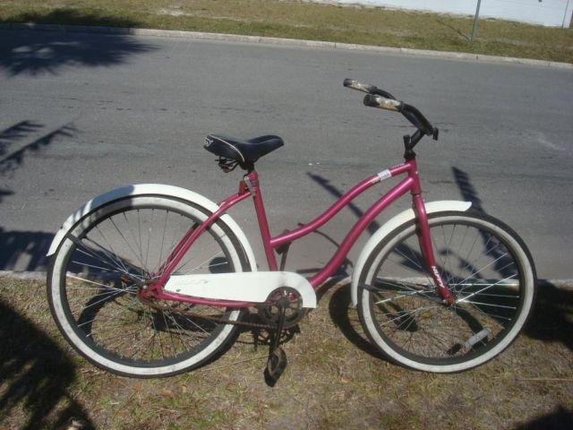 Ladies Beach Cruiser - 26