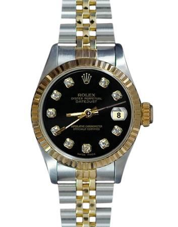 Ladies Datejust Rolex - $2250