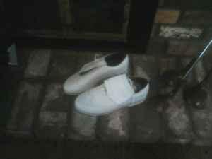 Ladies Golf Shoes, size 8 - $15 NE Indy