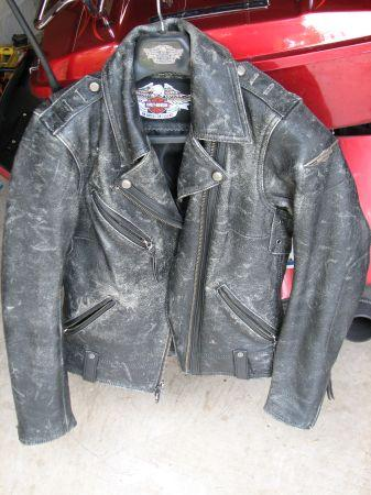 Ladies Harley Davidson Leather Jacket - $150 Hanover, MD
