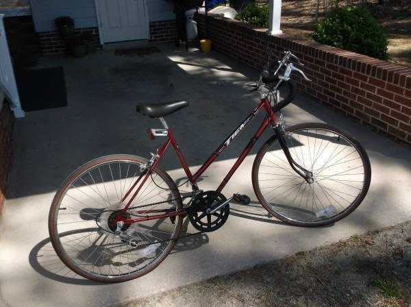 ladies huffy ten speed road bike made in usa