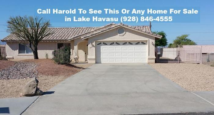 Lake Havasu Pool Home For Sale!