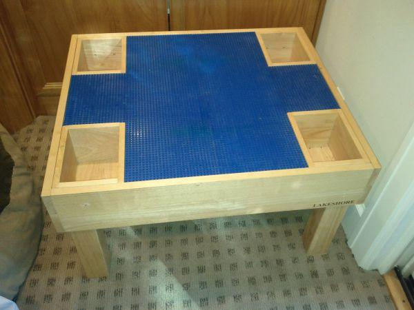 Lakeshore Lego Building Table For Sale In Palo Alto