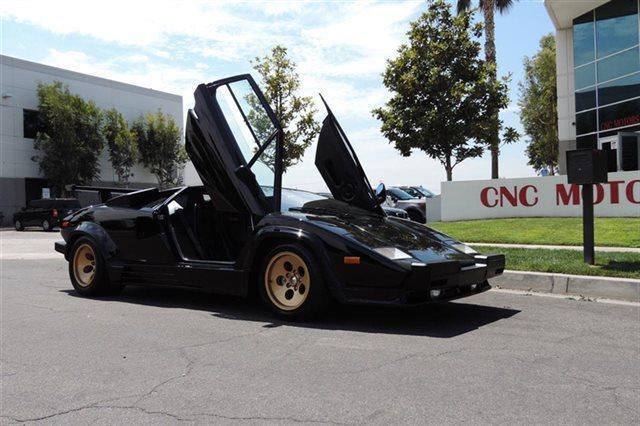 Lamborghini Countach For Sale In Ontario California