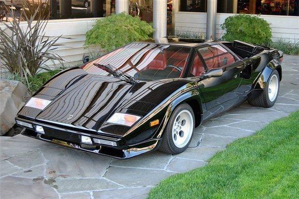 Lamborghini Countach Price On Request