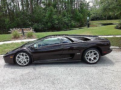 Lamborghini Diablo 6 0 Se For Sale In Tampa Florida Classified