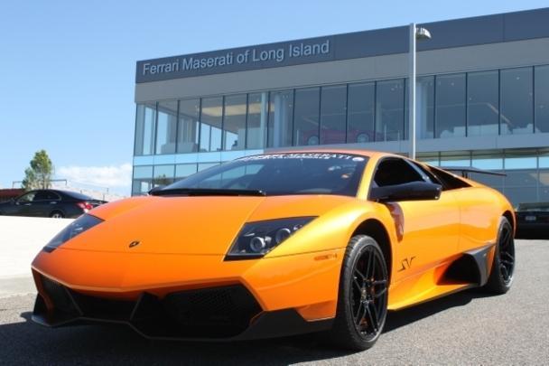 Lamborghini Murcielago Superveloce For Sale In Plainview New York