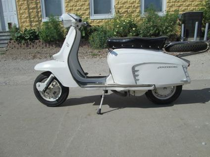 Incredible Lambretta Tv 200 Rare Vintage Motor Scooter Innocenti For Sale In Wiring 101 Vihapipaaccommodationcom
